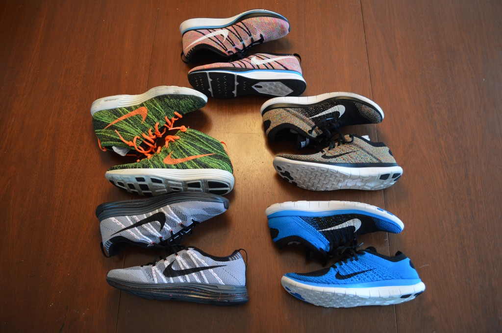flyknit collection