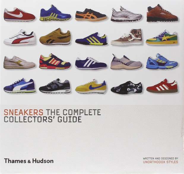 5 Must-Read Books For Sneakerheads