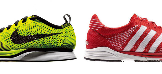 Adidas and Nike's most technologically advanced knit materials. One's been  around for a little while (Flyknit), and one was introduced a touch over  two ...