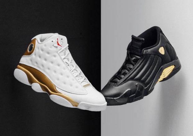 b53376205143b4 There s nothing quite like a Jordan DMP pack. Two great shoes in one set  celebrating a dope part of Michael Jordan s career  Yeah