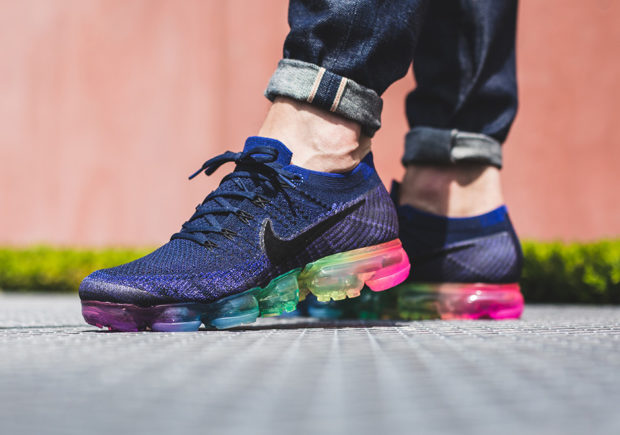 detailed look 59f9c 0647d Be True  A Special Colorway Of The Nike Vapormax Is Incoming