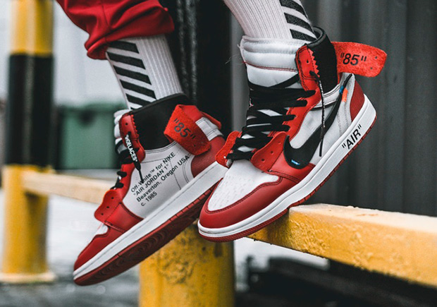 1fbcbc6f235f66 We promised we d keep you up to date on the OFF-WHITE Air Jordan I s