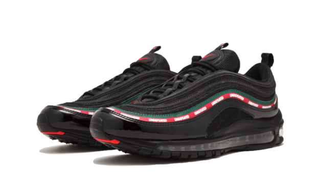 new style d3a8b fc1e8 The first of many Air Max 97s you ll see on this list, the collaborative  Undefeated edition was a fusion of two of the hottest things in sneakers  this year  ...