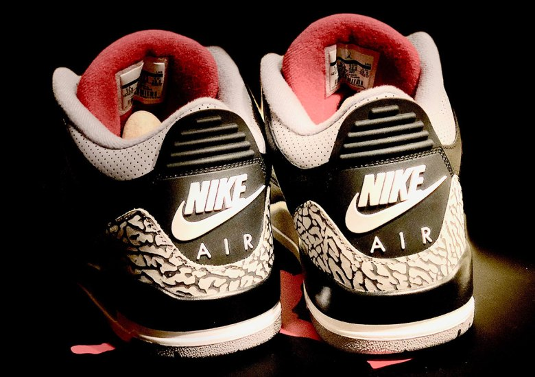 d0540d9c The Jordan III: arguably the greatest sneaker of all time. An iconic  silhouette, crafted by a masterful designer for the best basketball player  to ever set ...