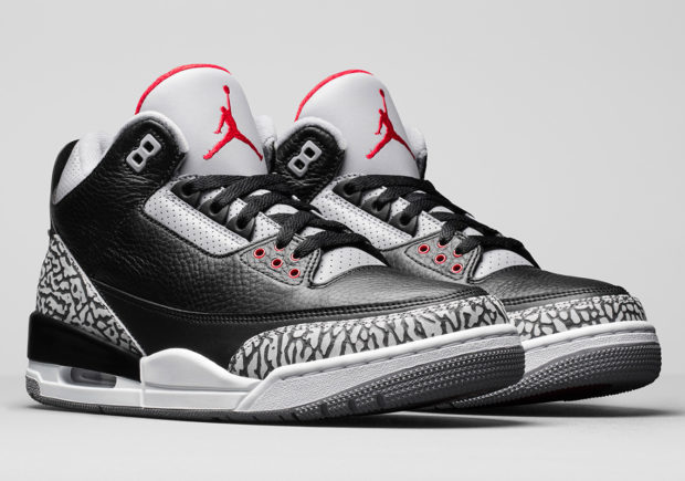 """de166879 A pair that many sneakerheads both young and old would quickly label the  best and most influential Air Jordan of all time, the """"Black Cement"""" ..."""